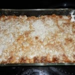 Butterscotch Bars-Day 6 of 10 Days of Christmas Cookies and Bars