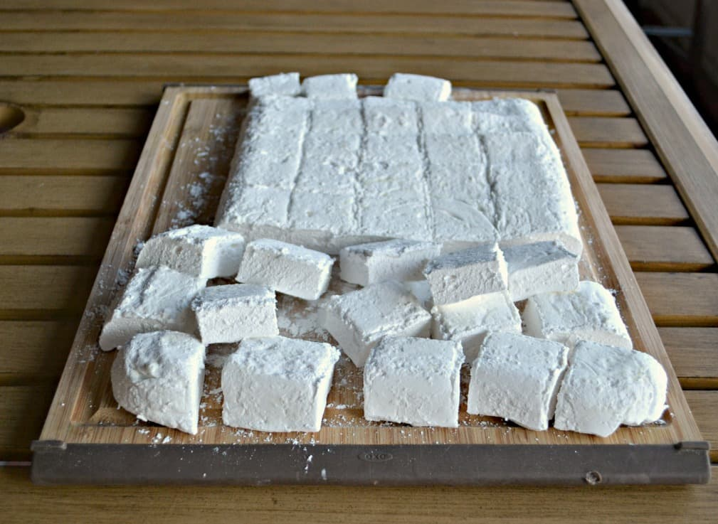 Make your own homemade Marshmallows!   You'll never buy store bought again!