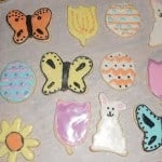 Easter Cookies with Royal Icing-Happy Easter!