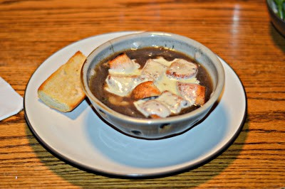French Onion Soup from Hezzi-D's Books and Cooks
