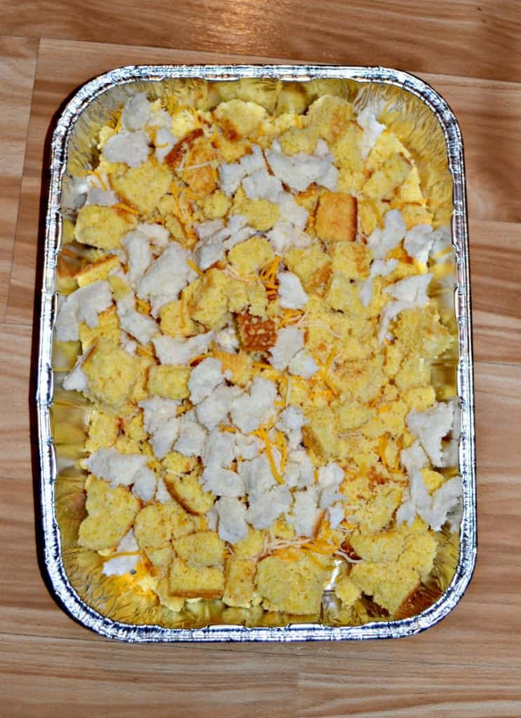 Make a pan of Cornbread, Chorizo, and Jalapeno Stuffing this holiday