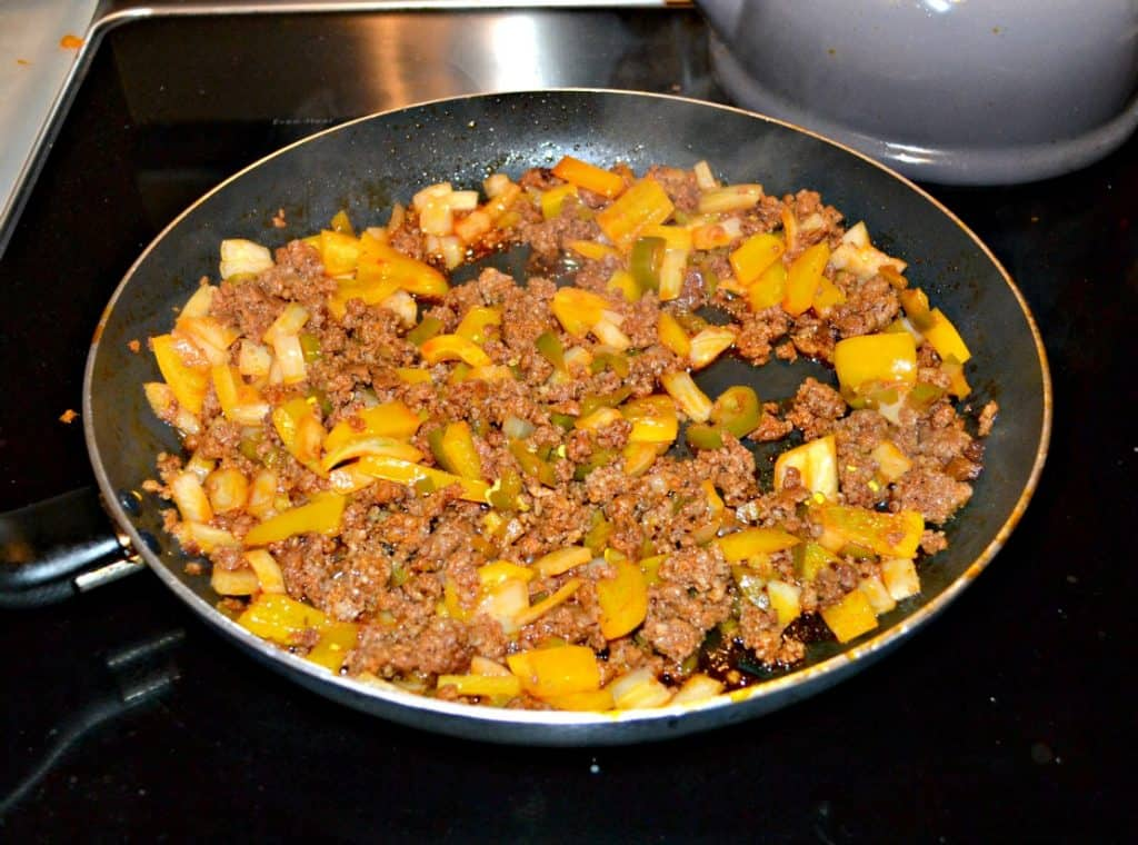 Jalapeno and Chorizo Cornbread Stuffing