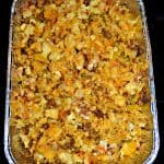 Cornbread, Chorizo, and Jalapeno Stuffing