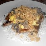Pork Chops Loco Moco