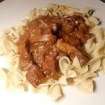 Crock-Pot Hungarian Goulash