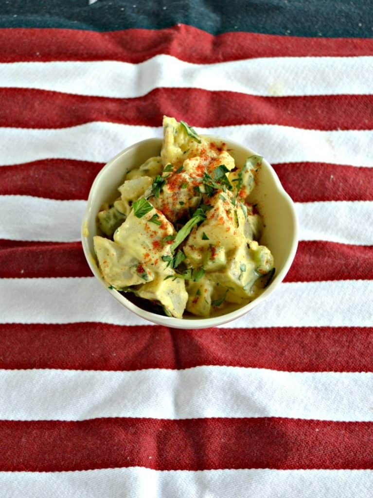 Have a picnic with Dijon Potato Salad