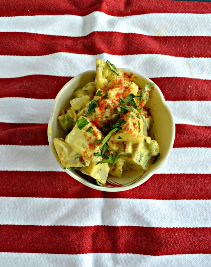 Bring Dijon Potato Salad to your next BBQ
