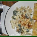 Spinach, Artichoke, and Broccoli Pasta Bake: Meatless Monday