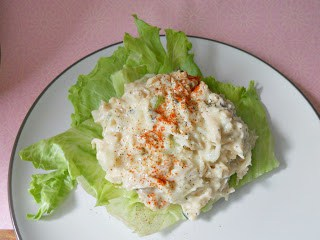 Like chicken salad?  You'll love this Classic version!
