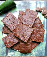 You won't believe these Zucchini Brownies are Vegan!