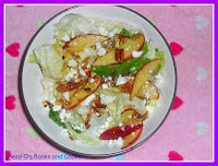 Mixed Greens and Apple Salad with Warm honey Dressing Recipe