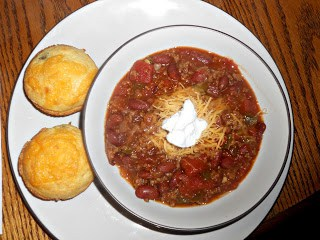 Award Winning Chipotle Beef Chili is perfect for fall or winter.