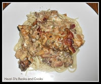 Country Club Chicken recipe is fancy and a great comfort food