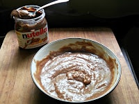 Nutella Pastry Cream