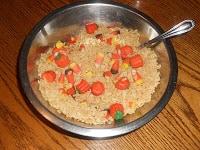 Fall Rice Krispies Treats