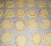 Decorating Spiderweb Sugar Cookies