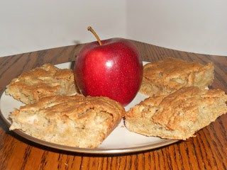 Apple Cookie Squares are a delicious fall treat.