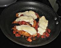 Bruschetta Chicken Pasta is 3 tasty dishes in one!