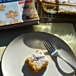 Gluten Free Lemon Bars and Gluten-Free Baking for the Holidays by Jeanne Sauvage