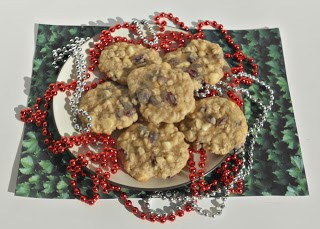 Try these tasty White Chocolate Oatmeal Cranberry Cookies...with brown butter!