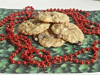 My original recipe for White Chocolate Oatmeal Cranberry Cookies