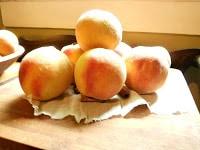 Fresh Summer Peaches for Peach Pie Filling!