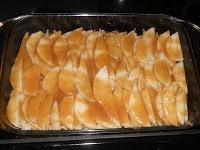 Oatmeal Cookie pear Bars