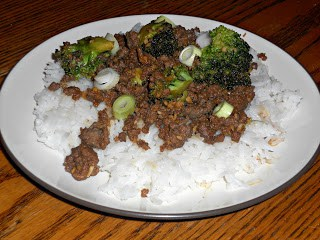 Korean Beef and Broccoli is a tasty and easy to make meal