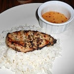 Thai Turkey with Spicy Dipping Sauce