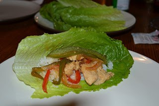 Chicken Stir Fry Lettuce Wraps make and easy weeknight meal.