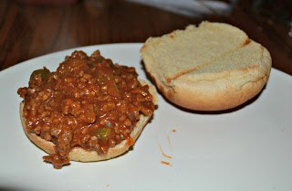 Emeril's Easy Weeknight Sloppy Joe Sandwiches
