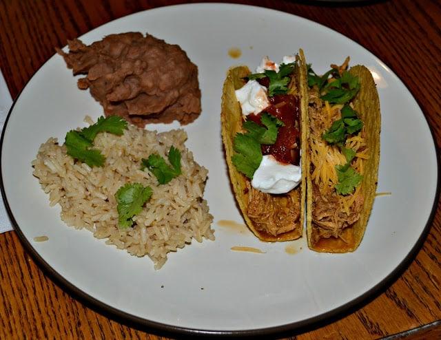 Easy and Delicious Cheddar Beer Chicken Tacos