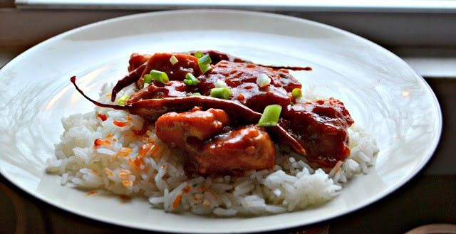 Fake Out Take Out alert!   This General Tso's Chicken is going to blow your mind!