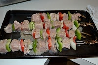 Grilled Pork Kebabs