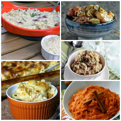 15 Incredible Thanksgiving Side Dish Recipes!
