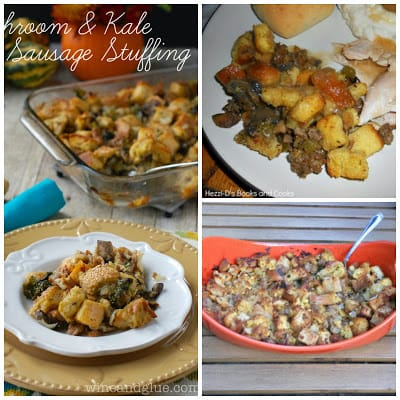 5 Fabulous Thanksgiving Stuffing recipes