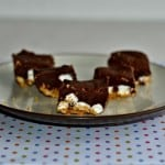 S'mores Fudge #ChristmasWeek #CakeBossBaking