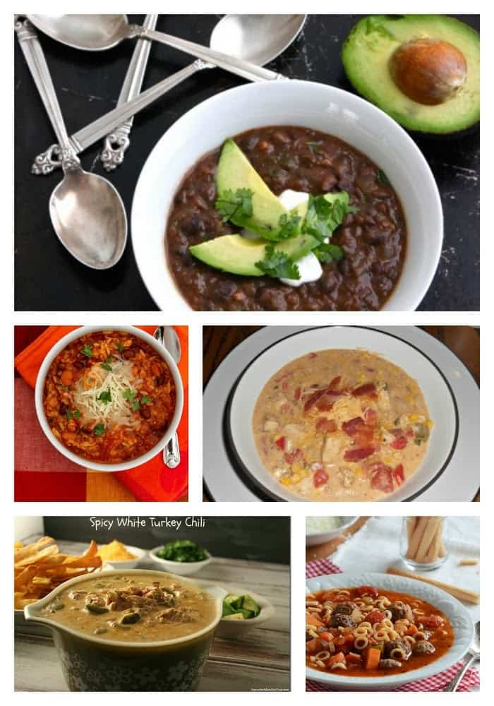 10 Terrific Game Day Soups and Chili