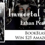 Book Blast: Immortal Touch by Ethan Peasley