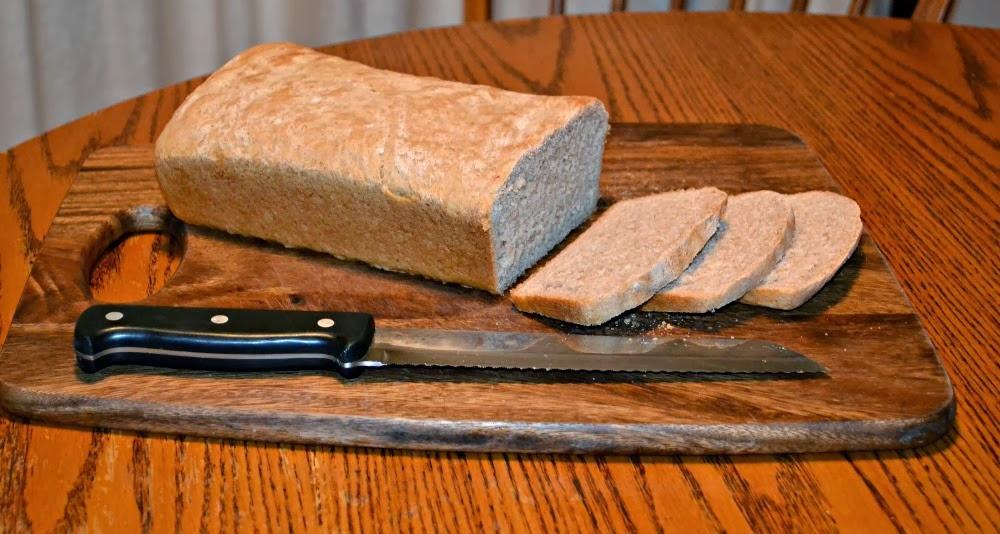 Light Wheat Sandwich Bread