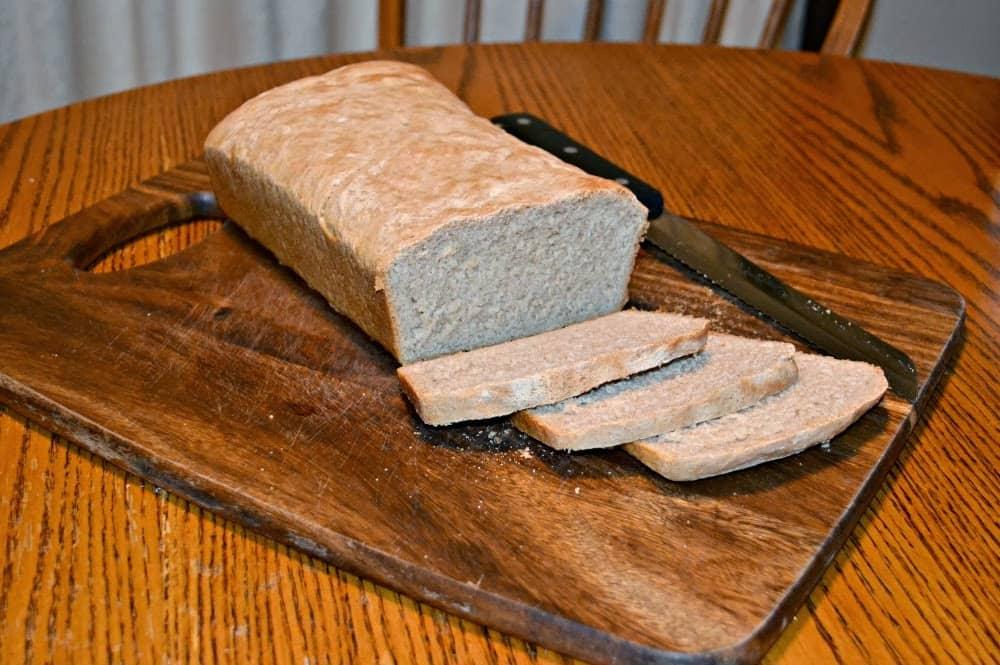 Hearty Sandwich bread.