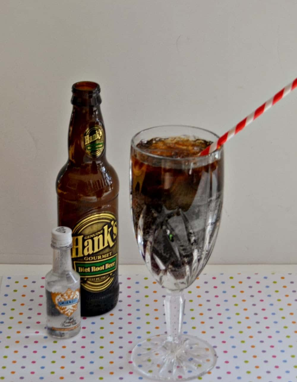 Spiked Fluffed Marshmallow Root Beer