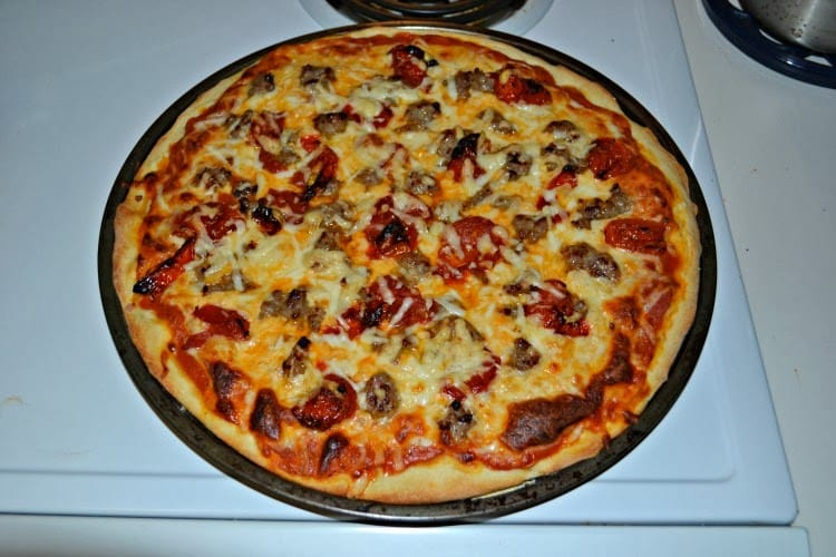 Pizza alla Vodka