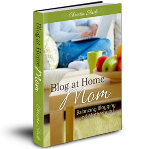 Guest Post: Blog at Home Mom book review