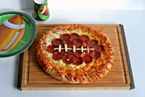 Game Day with DiGiorno Pizza #GameTimeGoodies