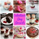 40+ Delicious Desserts for Valentine's Day!