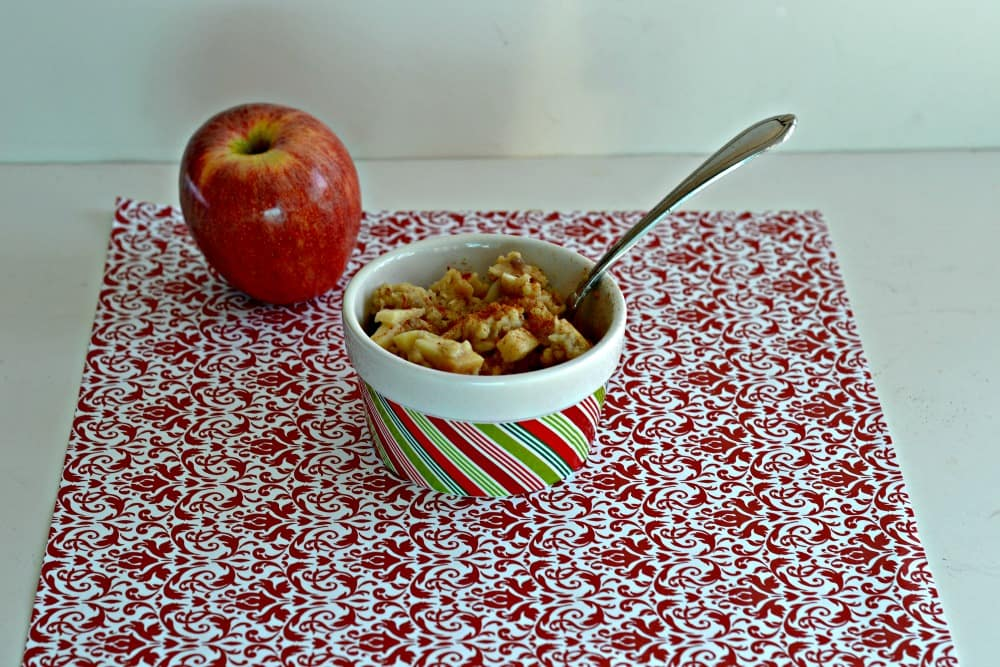 Apple Chai Oat Groats