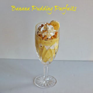 Banana Pudding Parfaits are made with real bananas and are a delicious snack, dessert, or even breakfast!