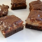Chocolate Chip Cookie Dough Brownies: What's Baking?