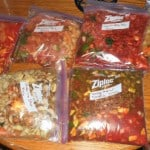 11 Freezer Meals Prepared in 1 Day!